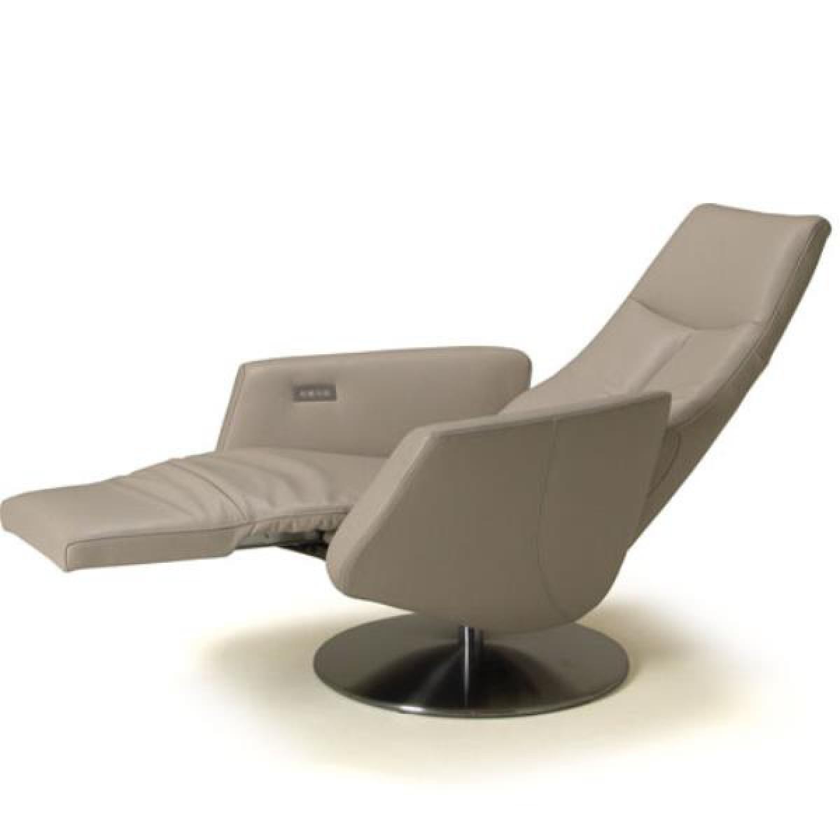 twice-007-relaxfauteuil-de toekomst-uitgeklapt