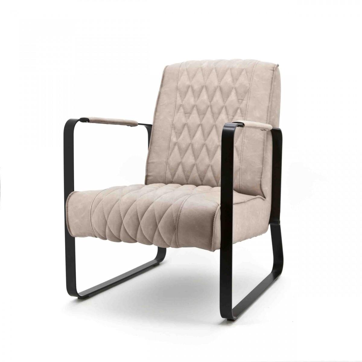 Caro-fauteuil-eleonora-vintage-retro-kunstleer
