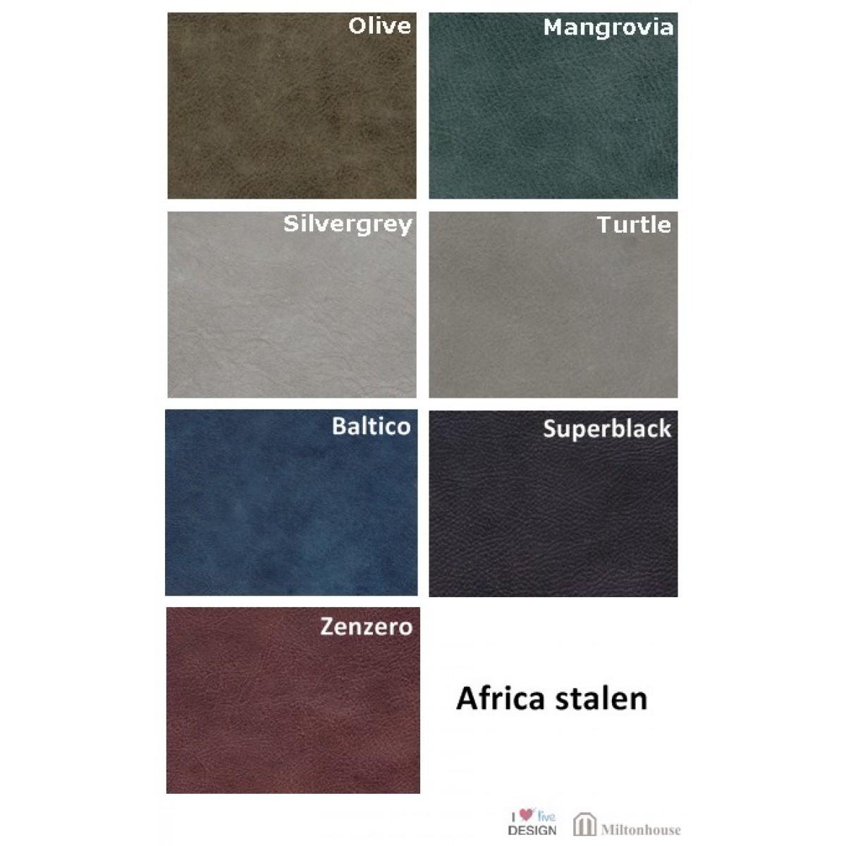 Africa-lederstalen