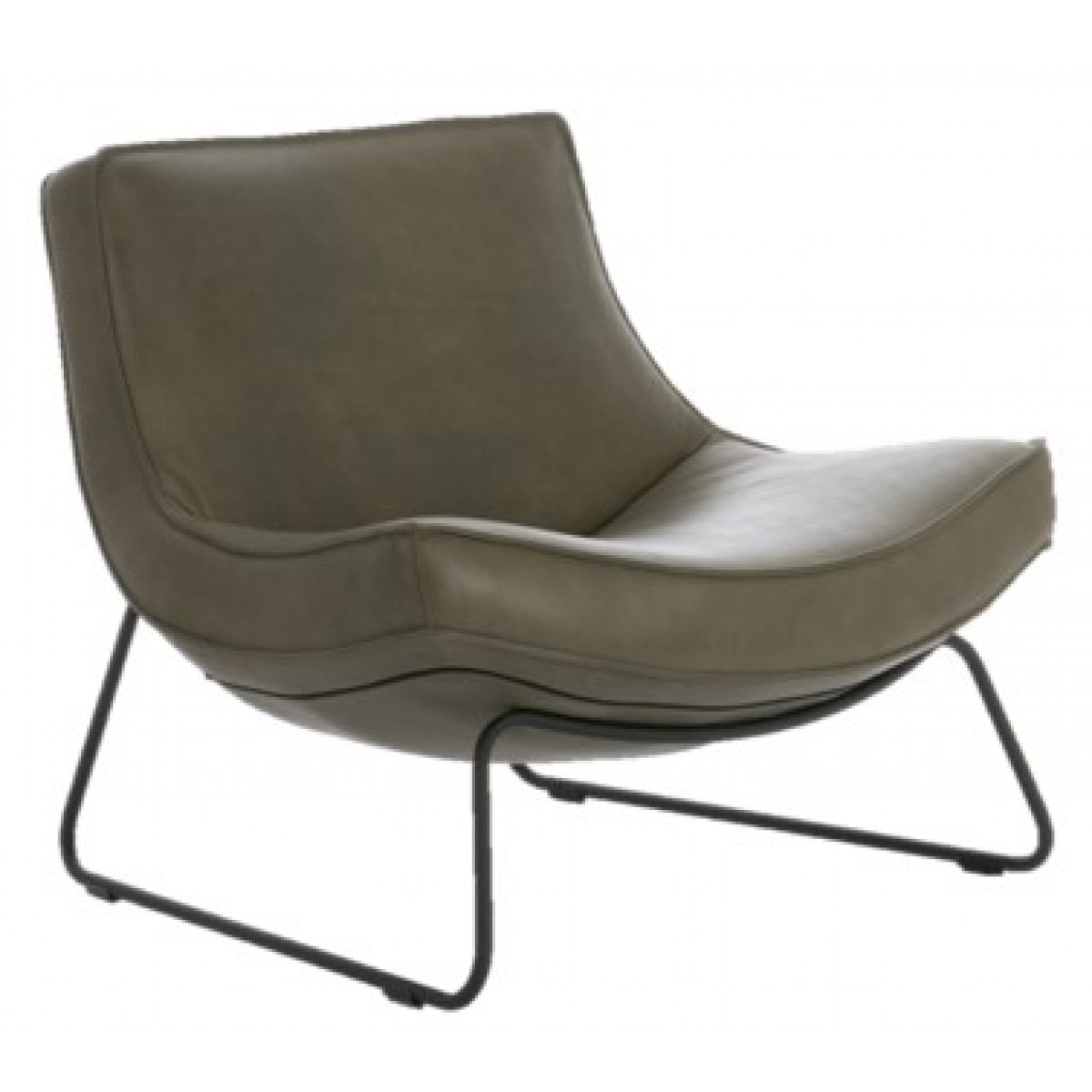 Uwa fauteuil sledeframe | I Live Design
