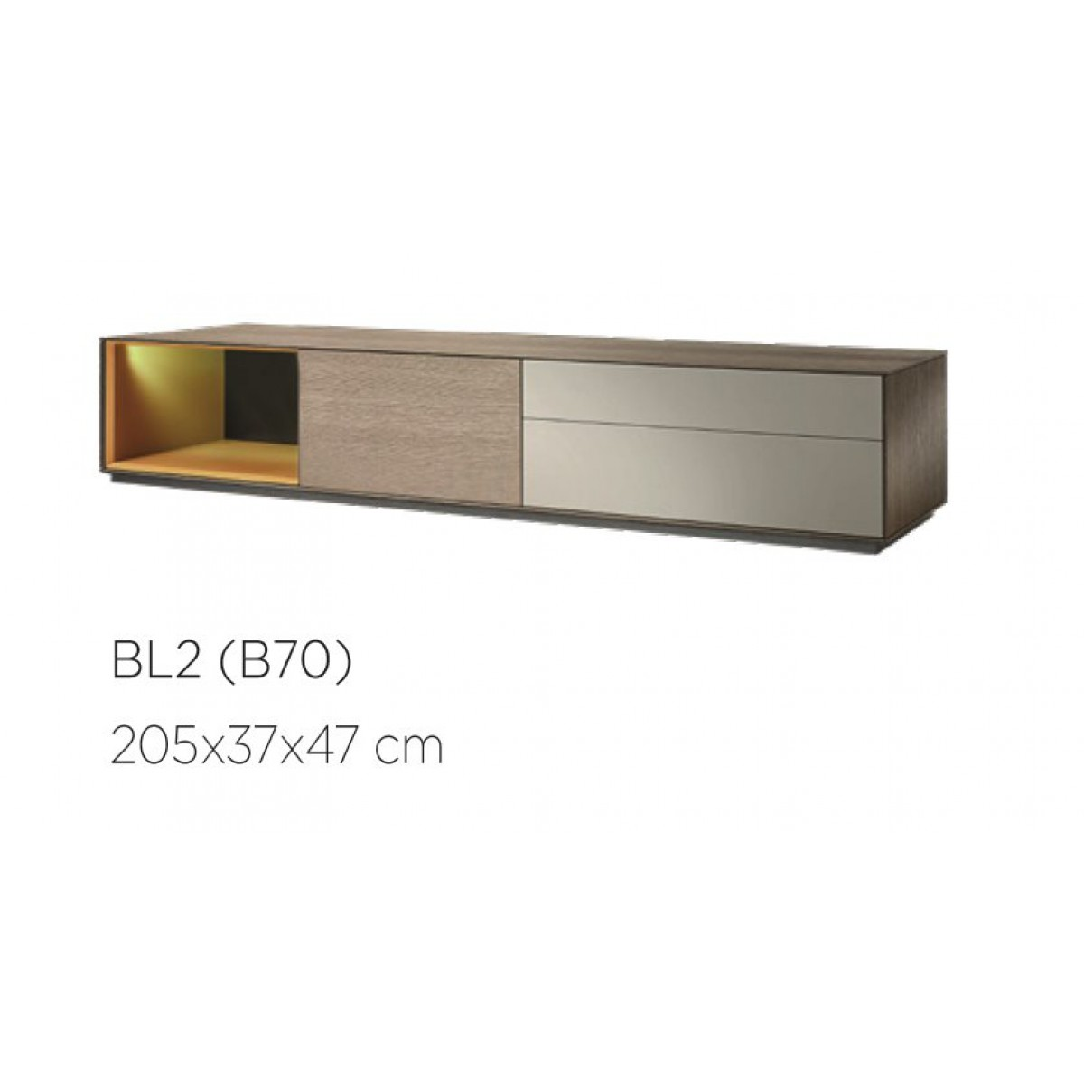 tv-meubel-sokkel-dressoir-bloom-eiken-BL2-miltonhouse-plint-hangend