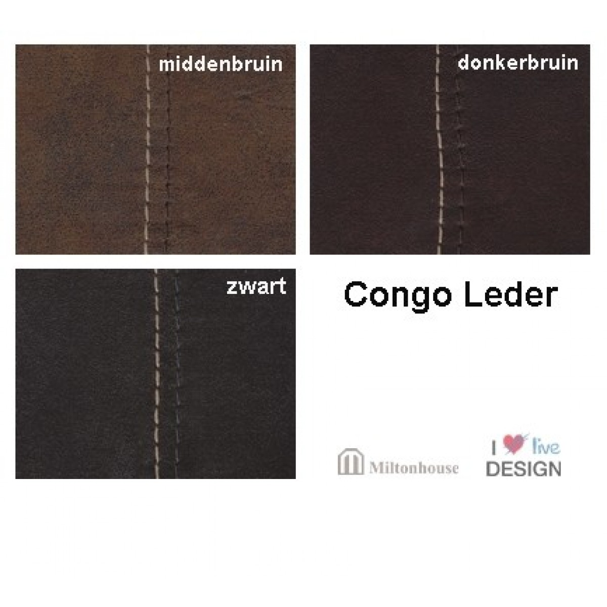 Congo-lederstalen