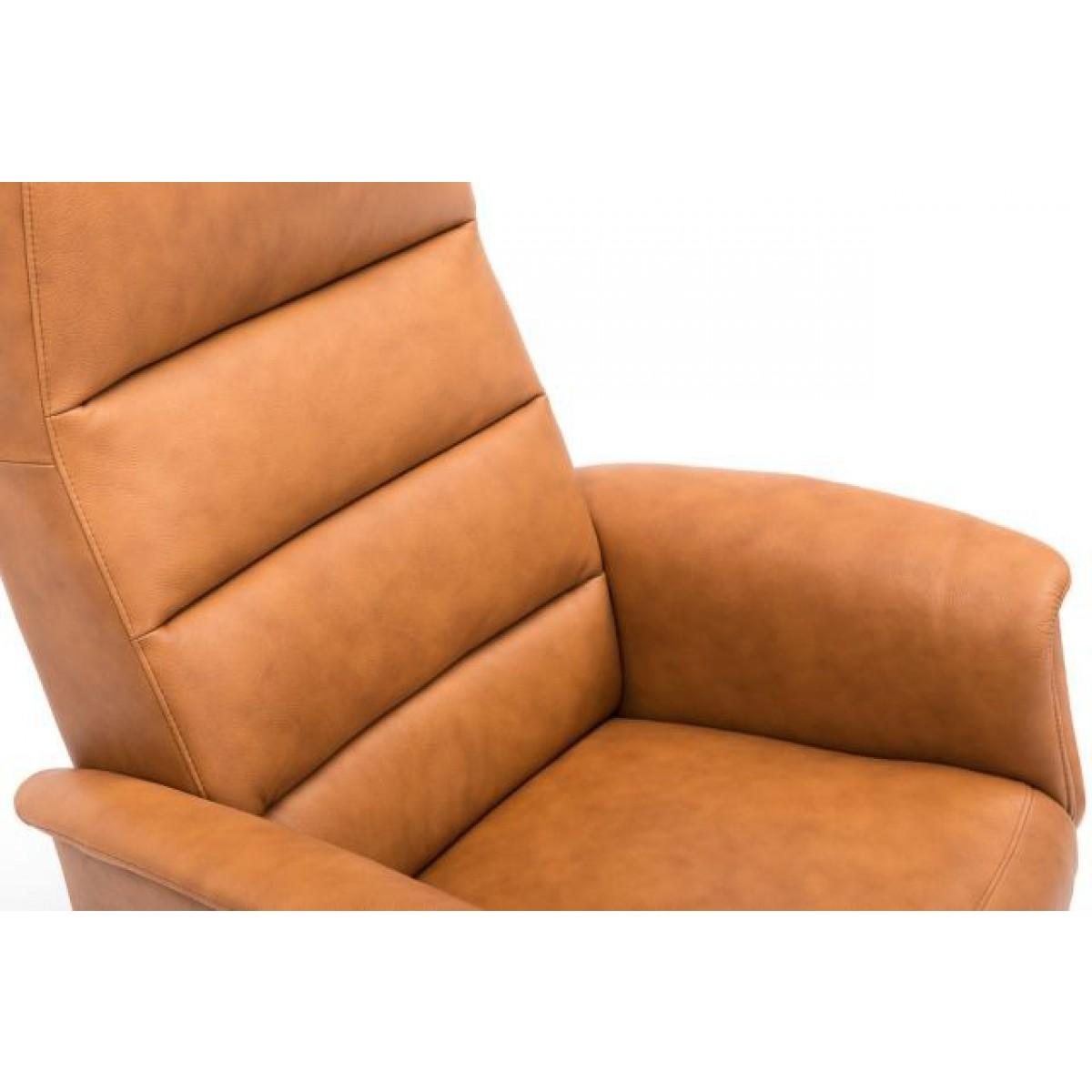 dixon-draaifauteuil-relax-fauteuil-hjort-knudsen-semi-analin-leer-detail