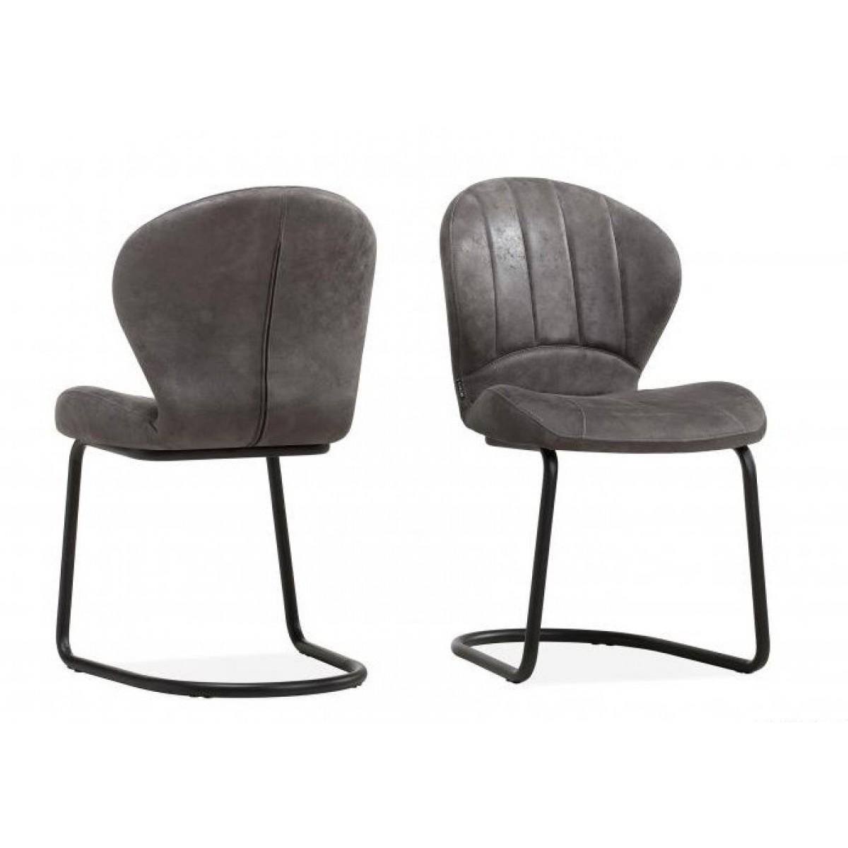 Boter-stoel-eetkamerstoel-metalen-frame-softyl-steel