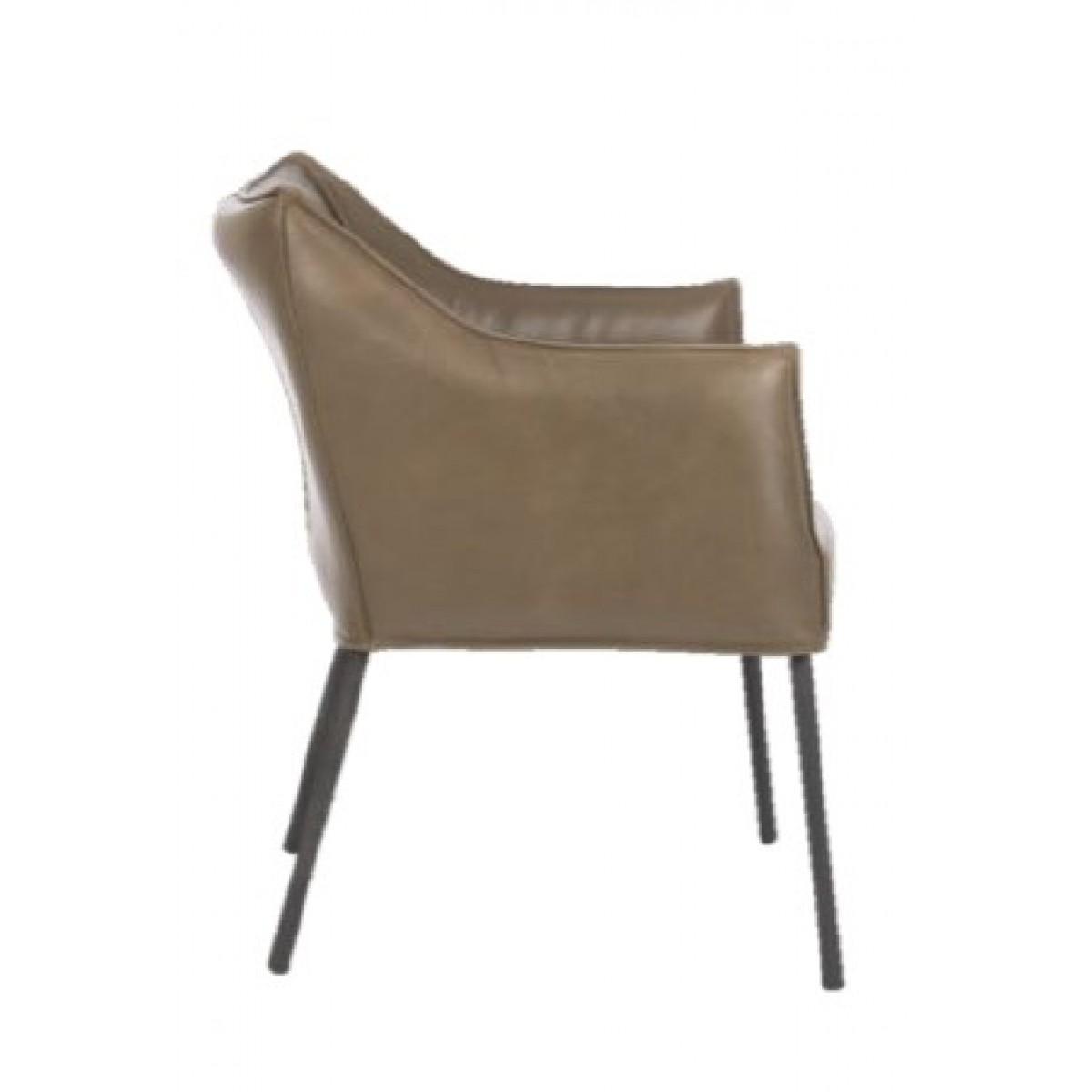 fortuna-stoel-armstoel-zijkant