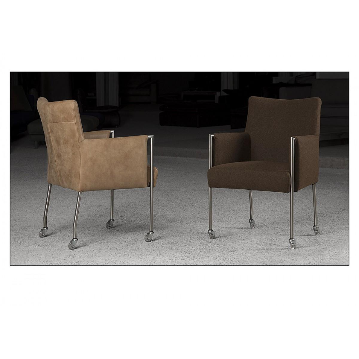 laura-armstoel-stoel-eetkamerstoel-op-wielen-africa-leder-het-anker
