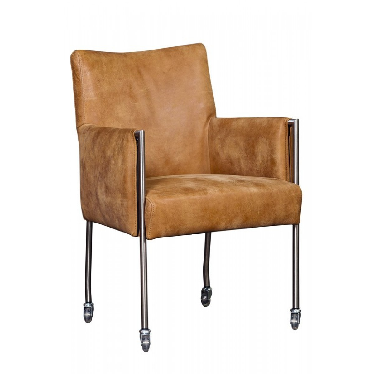 laura-armstoel-stoel-eetkamerstoel-op-wielen-africa-leer-het-anker