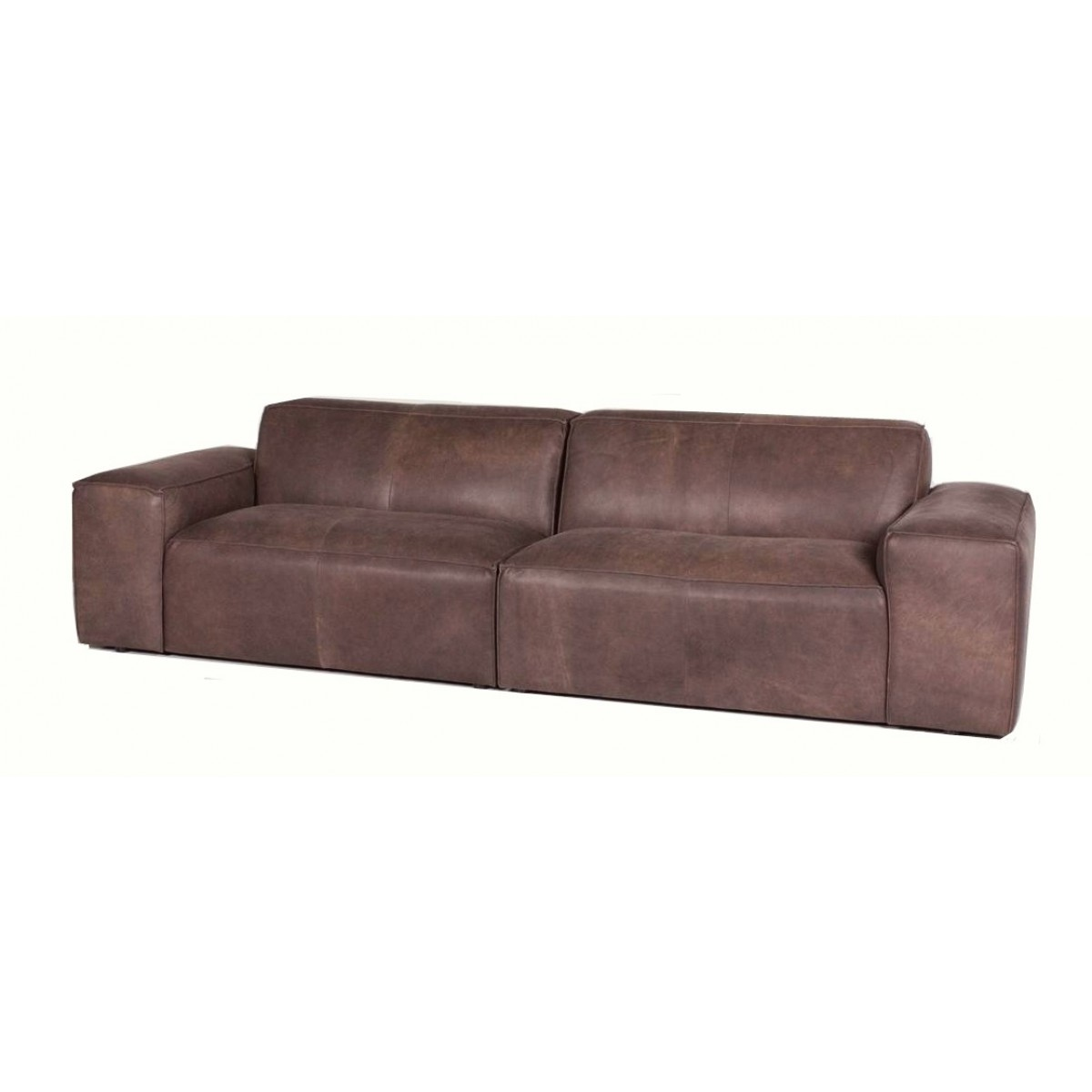 lungo-bank-sofa-leder-old-shatterhand-red-brown