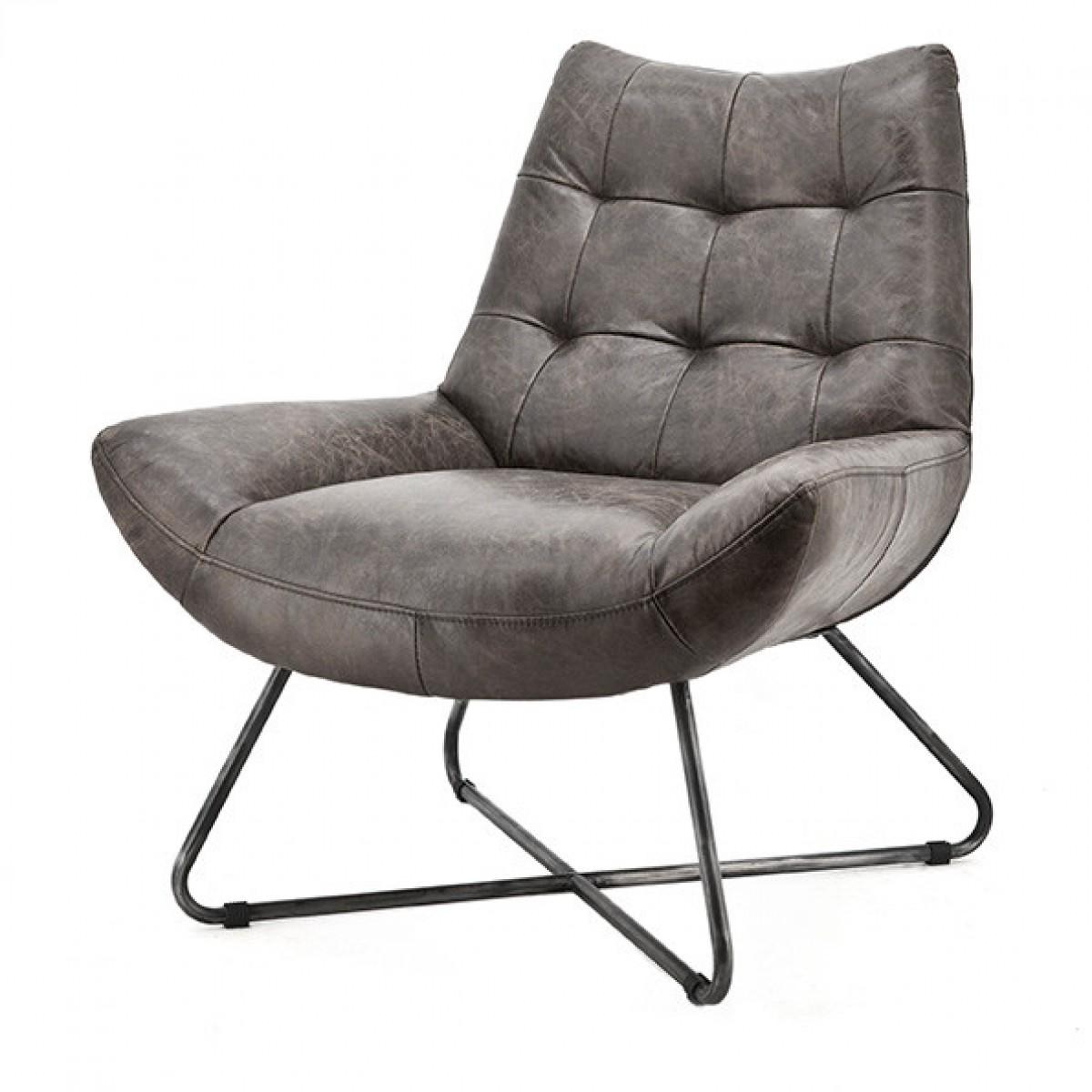 pedro-fauteuil-vintage-leder-antraciet-eleonora-detail