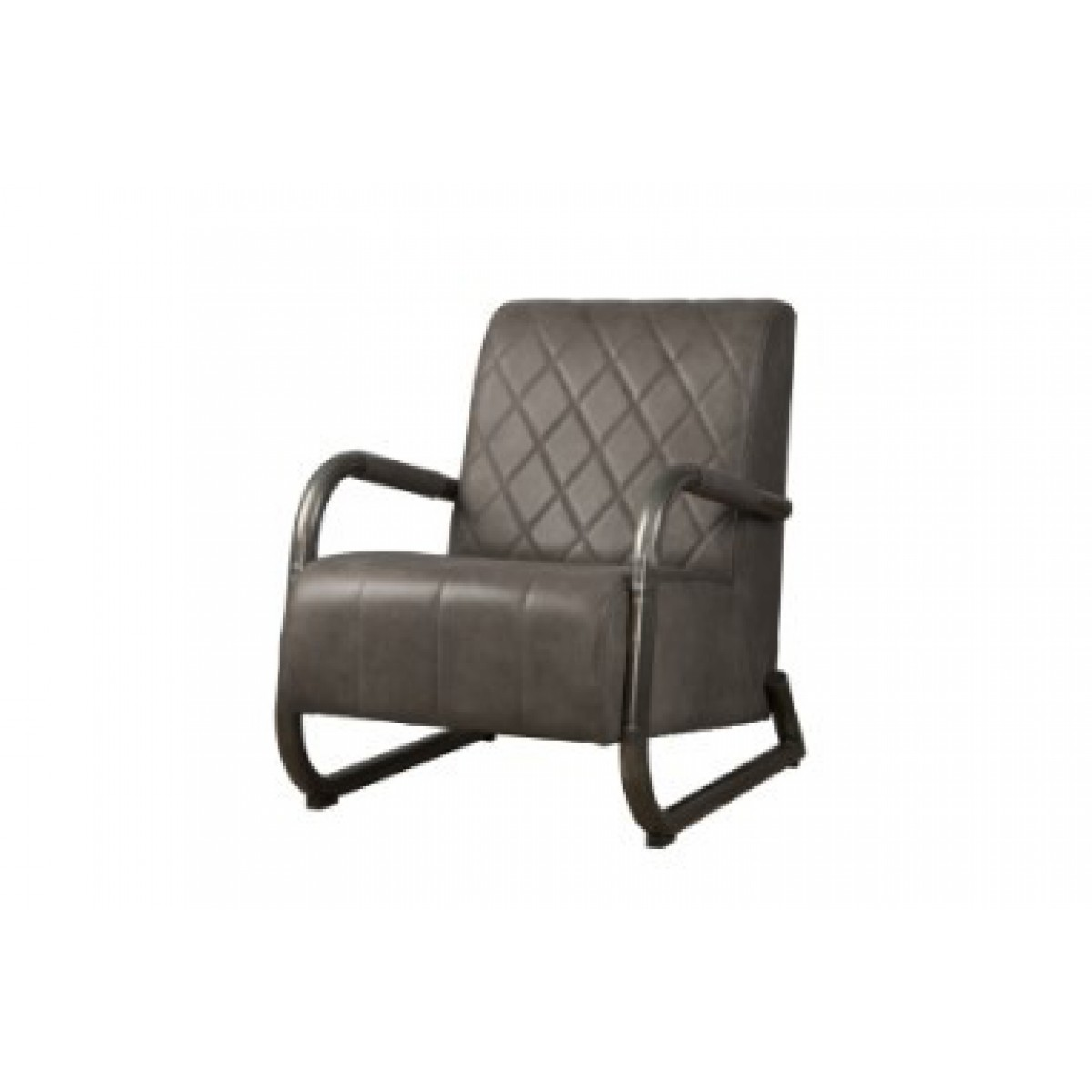 ranch-coffeechair-fauteuil-vintage-leer-stone-lm0013