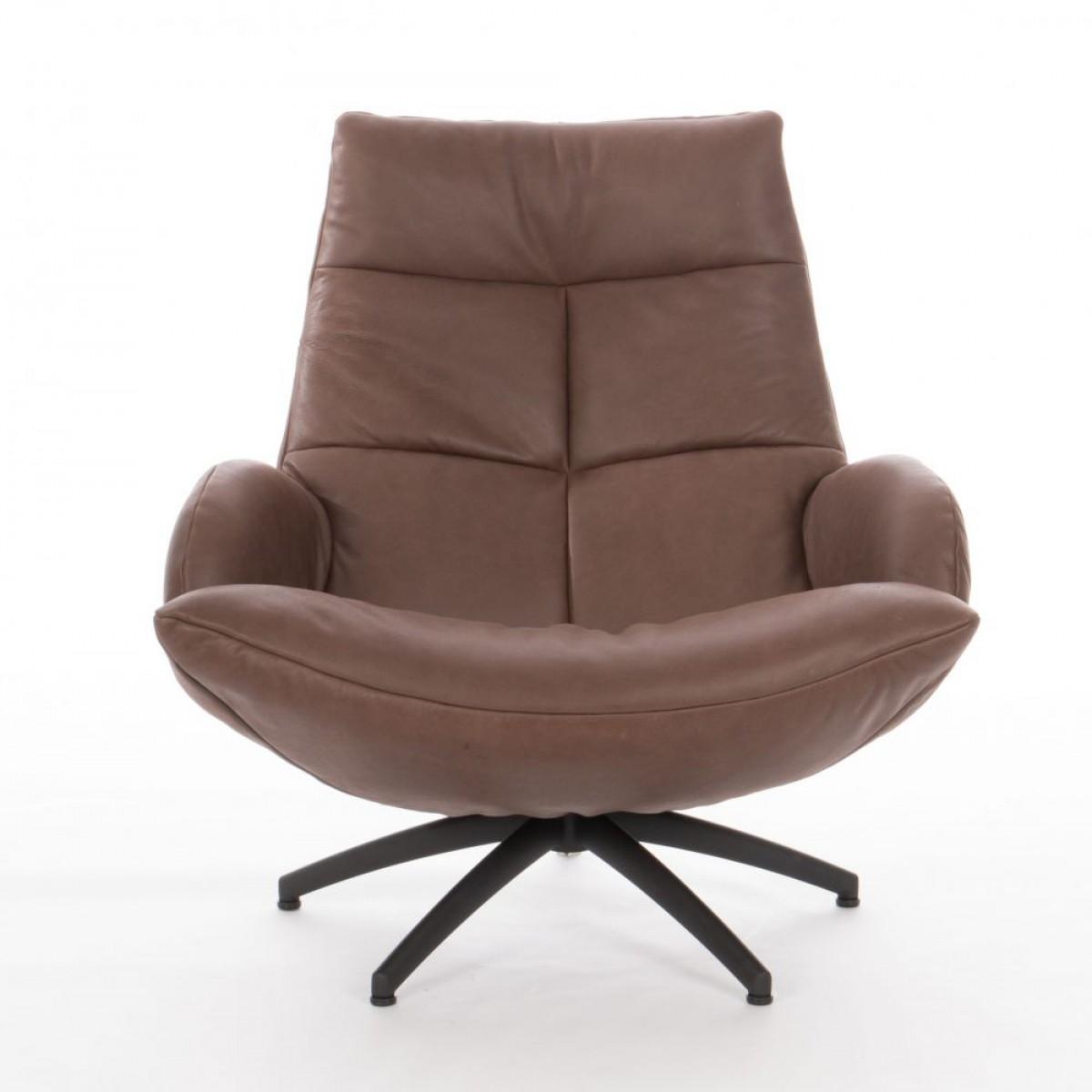 Fauteuil Leer Design.Reflex Fauteuil Met Armleuning