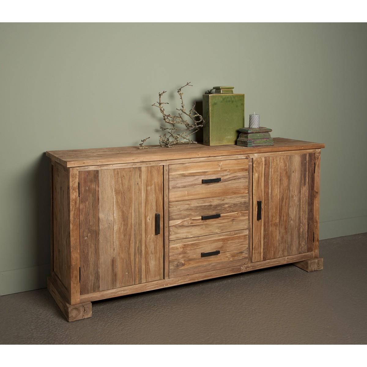 lorenzo-dressoir-220-cm-oud-teak-2-deur-6-laden-ss0851