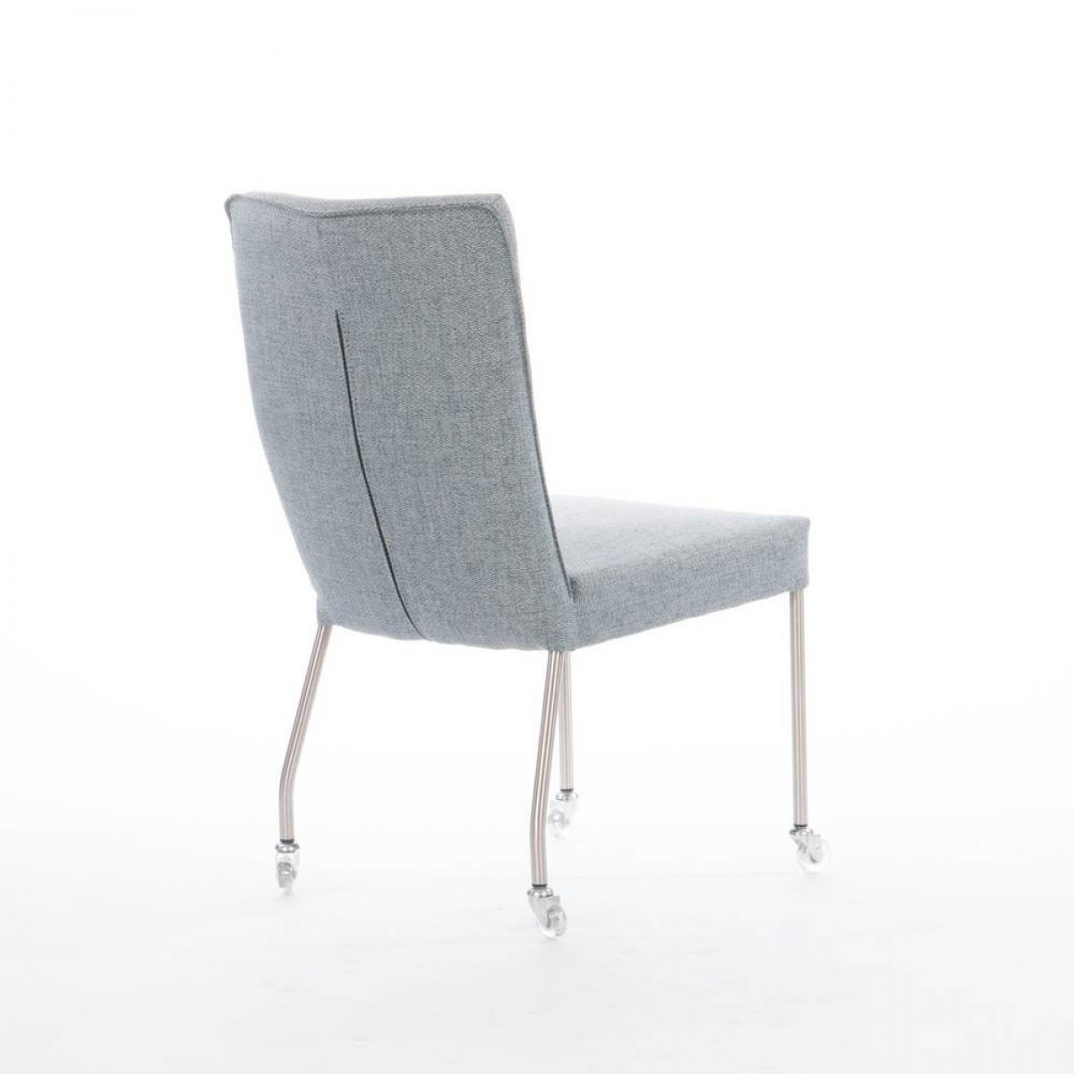 silver_stoel_stoel_eetkamerstoel_op_wielen_stof