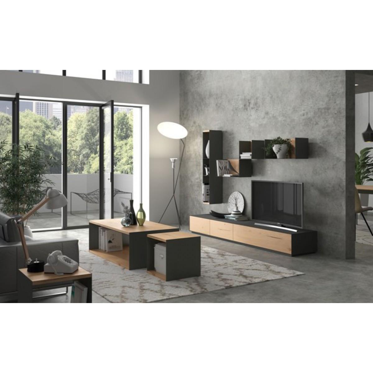 tv-meubel-sokkel-dressoir-brooklyn-eiken-metaaal-BR11_S2-miltonhouse-sfeer