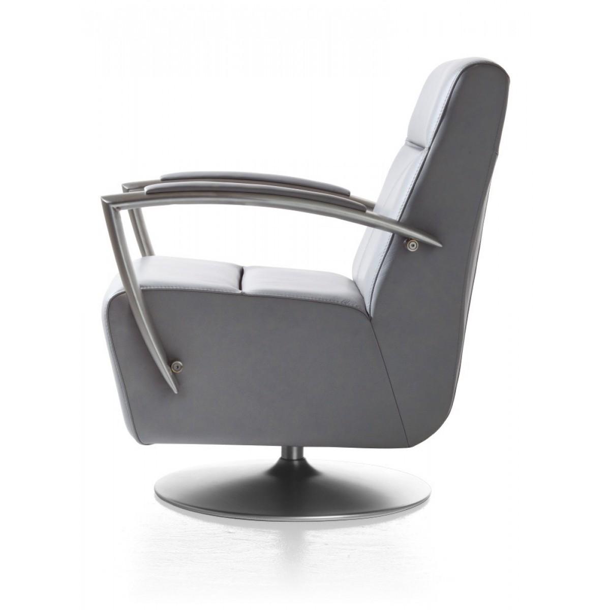 lagos-draai-fauteuil-stof-leer-zijkant