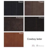 cowbow-leer-leder-stalen