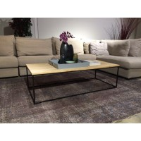 metaalframe-salontafel-rechthoek-dun-frame-eiken-blad