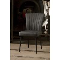 toledo-eetkamerstoel-armchair-retro-tapse-poot-brown