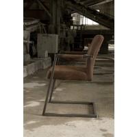 sevilla-eetkamerstoel-arm-retro-vintage-leer-kunstleer