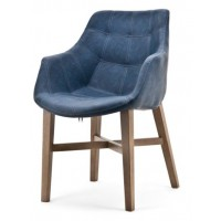 neba-armstoel-eetkamerstoel-leer-leder-vintage-blauw