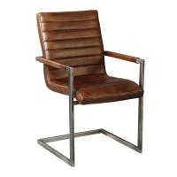sabine-armstoel-stuhl-mit-lehnen-buffel-leer-brown-metaal-frame