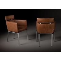 sabine-armstoel-eetkamerstoel-stoel-leer-leder-africa-stonewash-toledo-stock-foto