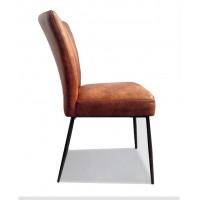 toledo-eetkamerstoel-armchair-retro-tapse-poot-lightbrown