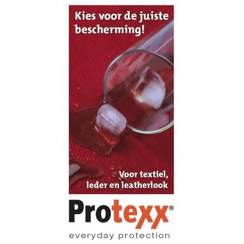 Protexx protector 3 zitplaatsen, Textiel 3 jaar service (alléén in comb. met nieuwe bank aangekocht bij Miltonhouse/I Live Design)