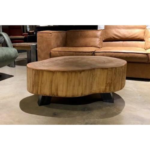 salontafel-trunk-boomstamtafel-doorsnede-20-cm-dik-metalen-poot-miltonhouse