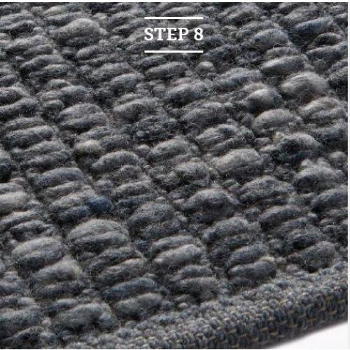 Step 8 karpet
