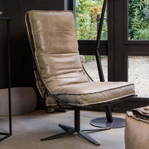 Brutus fauteuil - L'ancora collection