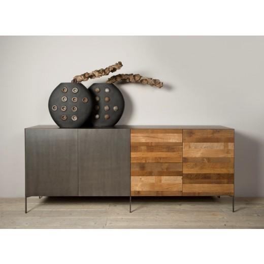Pandora dressoir 3deurs/3lade 220 cm