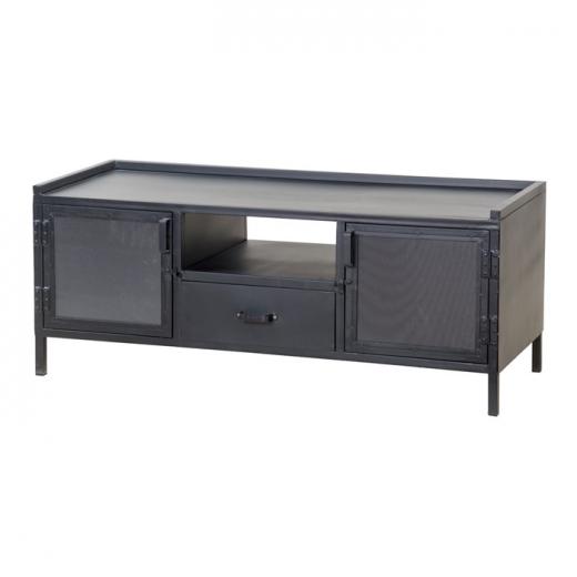 TV meubel industrieel ijzer 130 cm