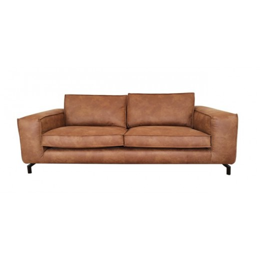 Valerio bank leder - Easy Sofa