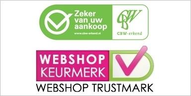 keurmerk webshop/cbm